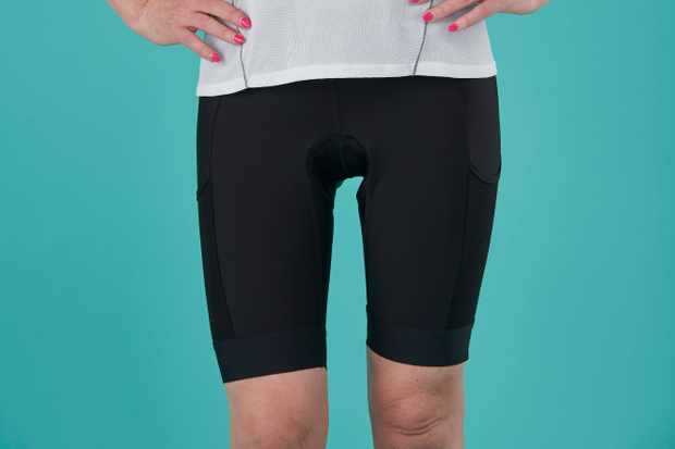 Rapha women's core cargo cycling shorts