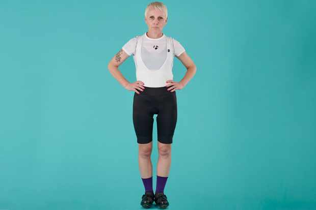 Rapha women's Souplesse Detachable bib shorts