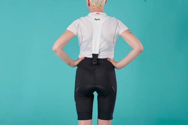 Rapha Women's Souplesse Detachable Bib Shorts back