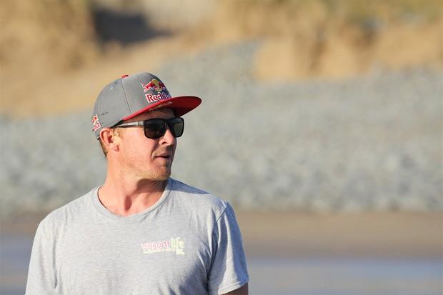 Red Bull Spect sunglasses on male model