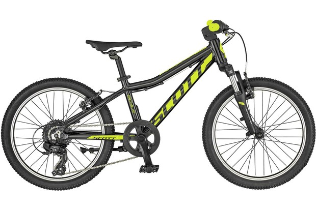 Scott Scale JR 20 in black and yellow