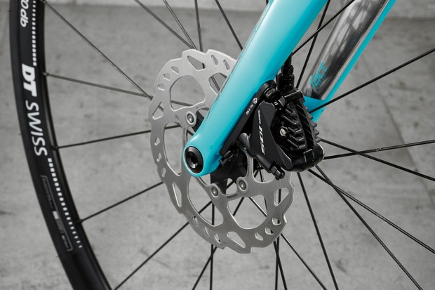 Specialized Allez Sprint Comp Disc disc brake and rotor