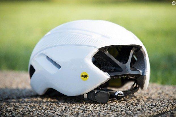 Black Red Glossy Medium Road Bike Cycle Helmet MET Rivale
