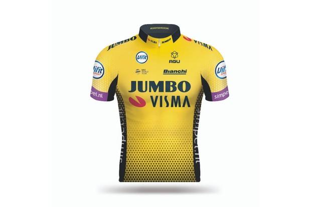 Team Jumbo-Visma jersey
