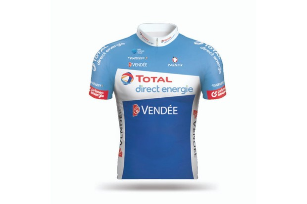 Total Direct Energie jersey