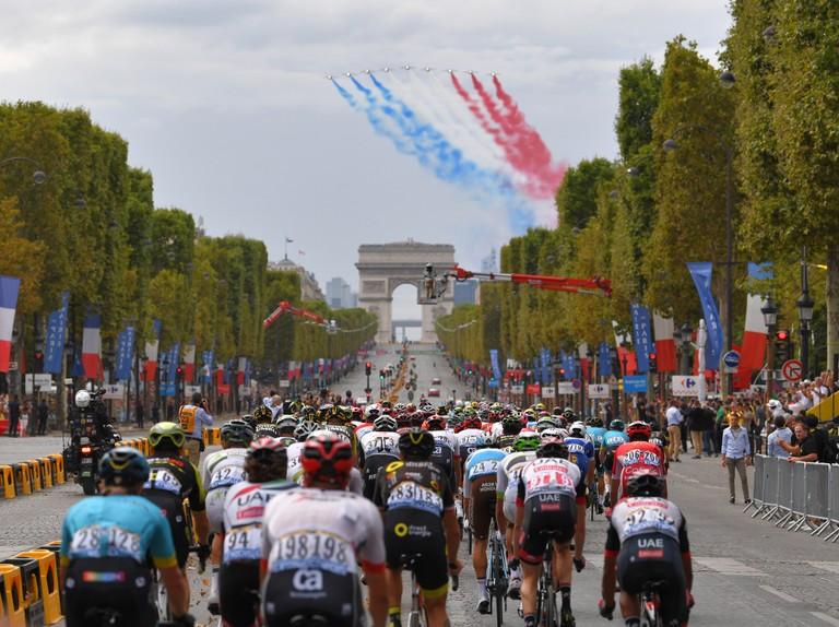 Tour De France 2020 Guide History Previous Winners Records And More Bikeradar