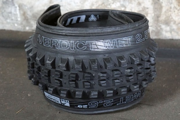 WTB Verdict Wet 2.5 tyre