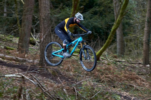 Yeti SB130 X01 TURQ first ride review - Full-Suspension