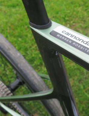 seatpost on road bike
