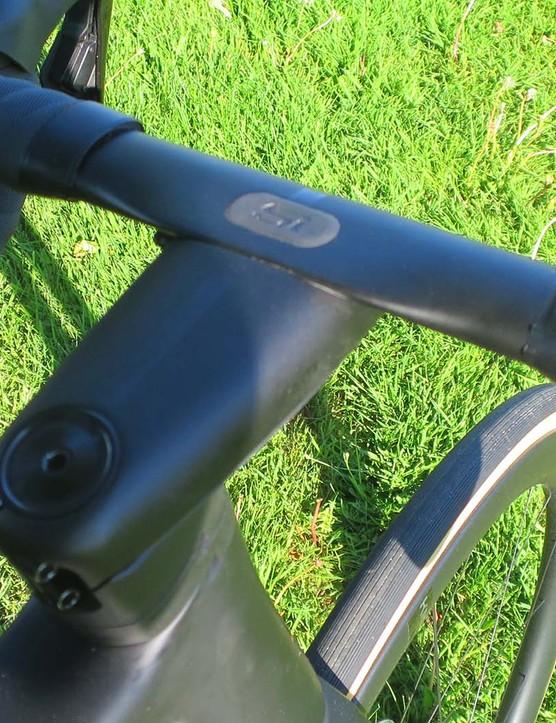 bar and stem on road bike