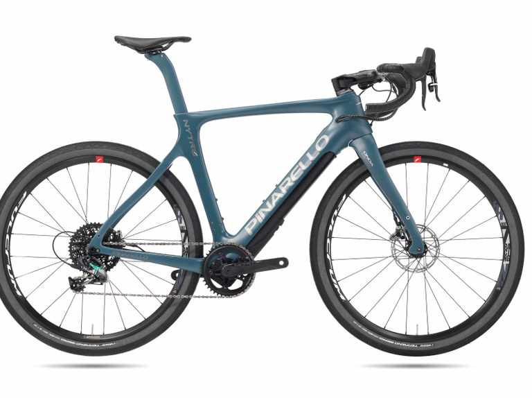 Pinarello does e-gravel and puts Dogma on a diet