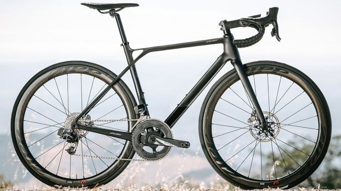 SpeedX road bike