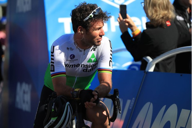 Will Mark Cavendish (pictured here at the 2019 AMGEN Tour of California) take a stage victory this year?