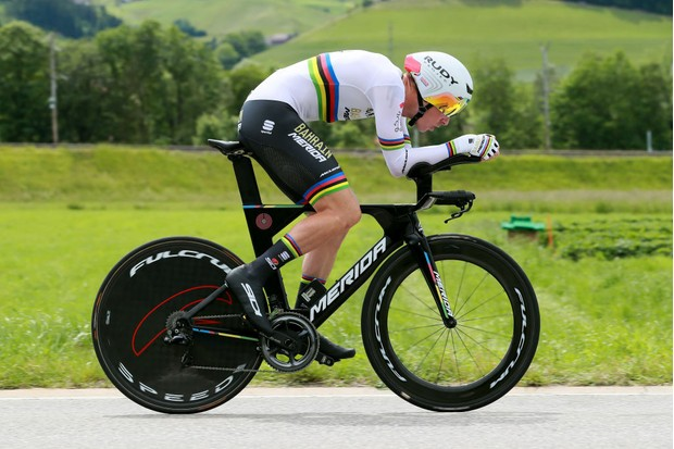 World Champion time triallist Rohan Dennis is a hot tip for the solo TT stage