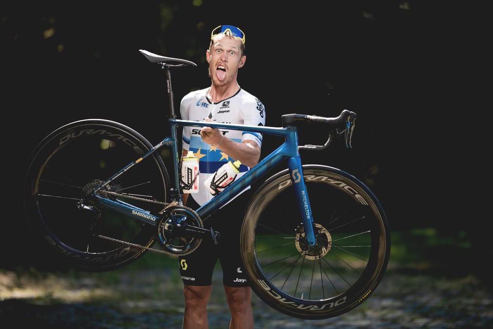 Matteo Trentin's Tour de France stage 17-winning Scott Addict RC