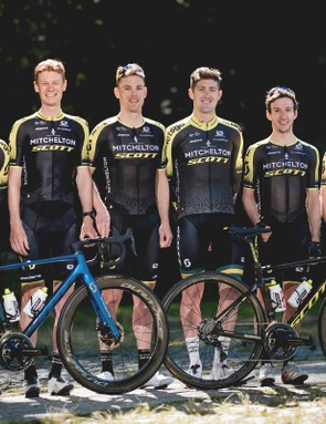 Matteo Trentin's 2020 Scott Addict RC pro bike for 2019 tour de france