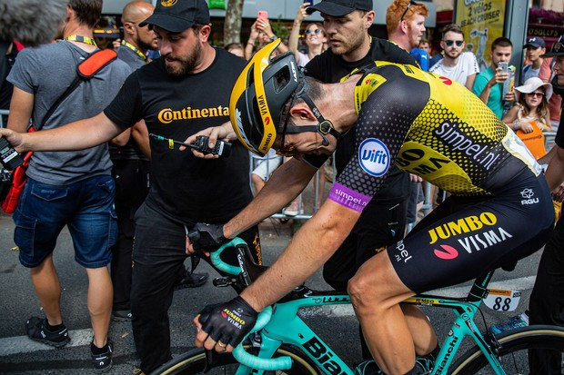 Wout Van Aert, Tour de France 2019