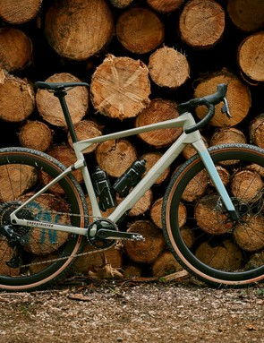 BMC gravel road bike