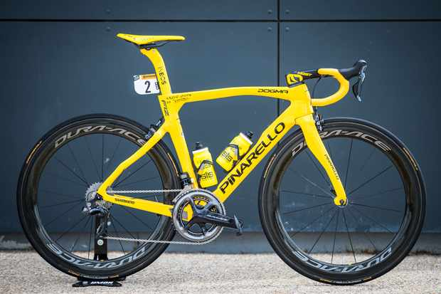 Egan Bernal, Tour de France 2019, Pinarello Dogma F12