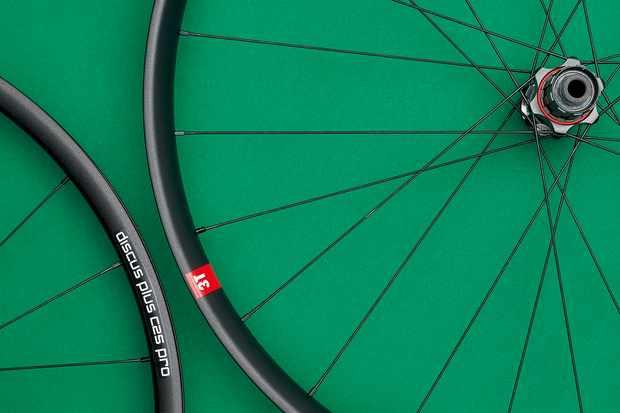 3t discus wheelset