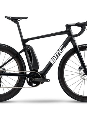 black road e-bike