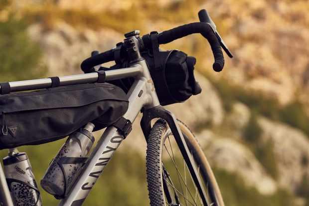 Enter now for a chance to win a Canyon Grail AL 6.0 gravel bike