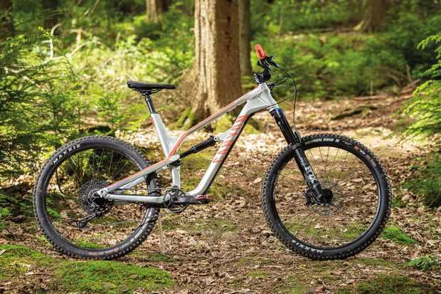 Canyon Spectral AL 5 0 first ride review - BikeRadar