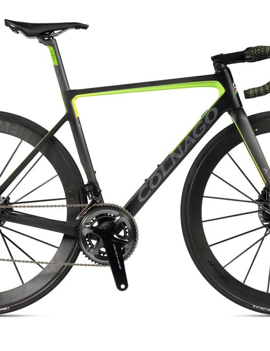 The V3RS is an all-new lightweight racer