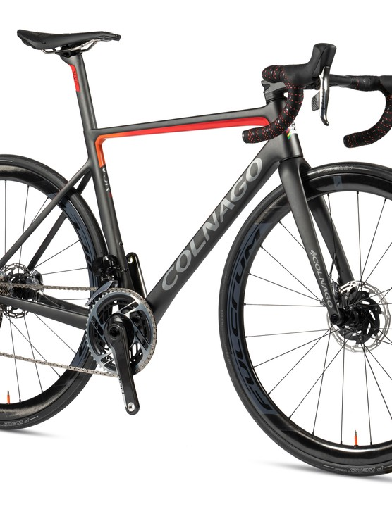 It might offend purists, but a V3Rs with SRAM Red eTap AXS is surely an appealing idea