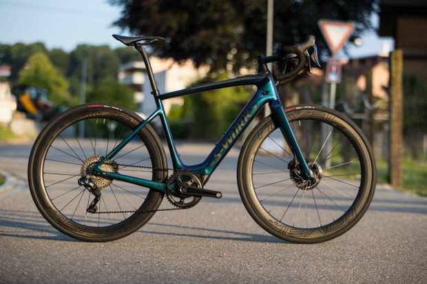 Specialized's new Turbo Creo e-road bike