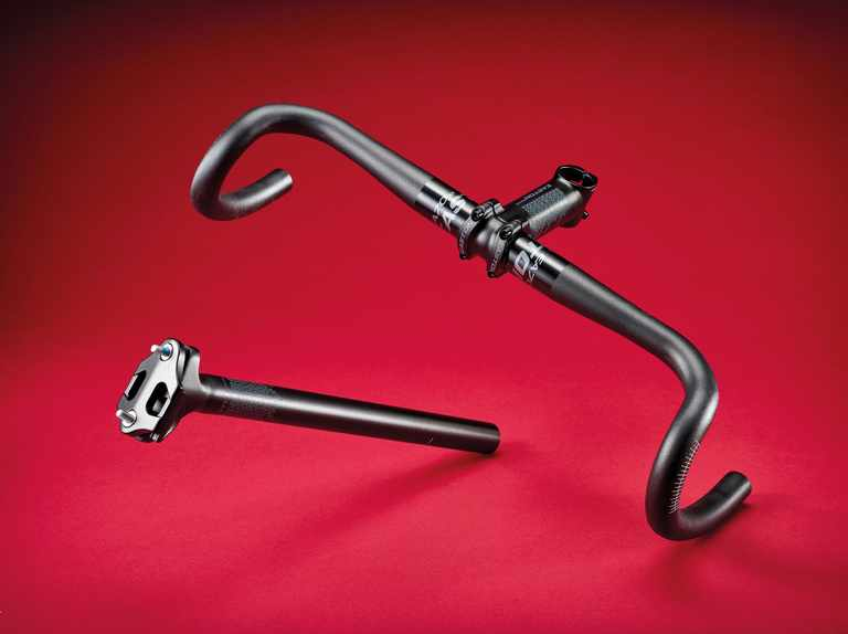 Easton EA70 bar, stem and seatpost review