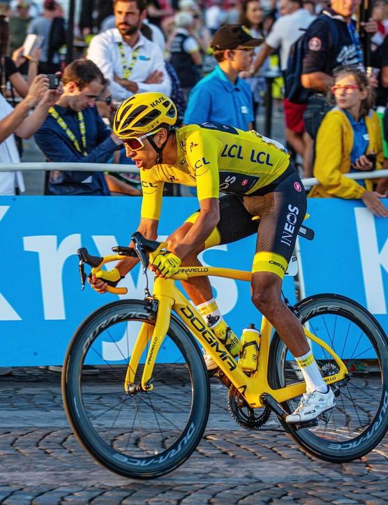 Egan Bernal, Tour de France 2019, Pinarello Dogma F12