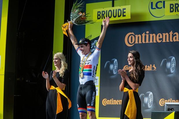 Daryl Impey, Tour de France 2019