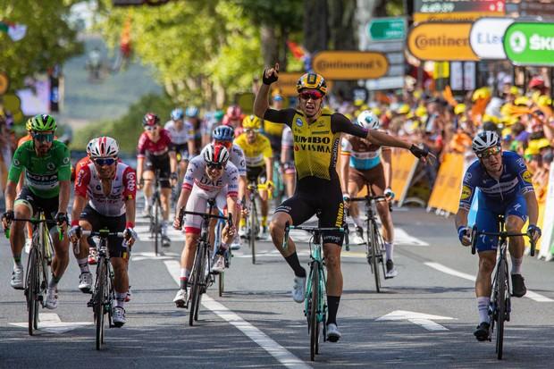 2019 Tour De France Stage 10 Saint-Flour to Albi