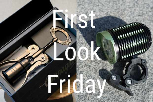 First Look Friday: this week's best new bike gear