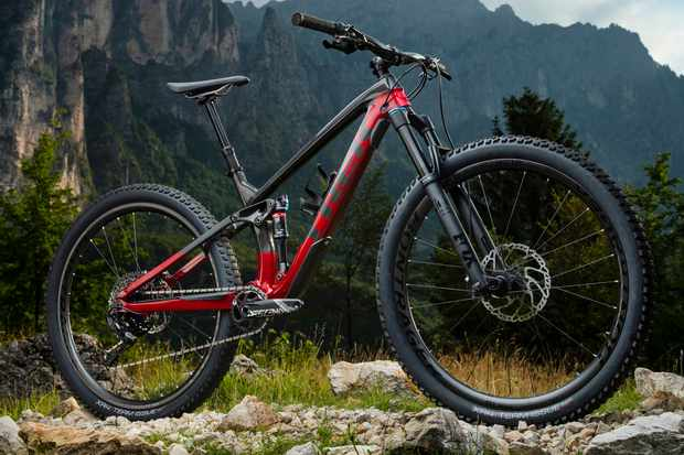 Trek Fuel EX mountain bike