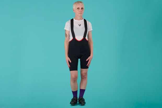 IRIS women's Signature Bib Shorts II