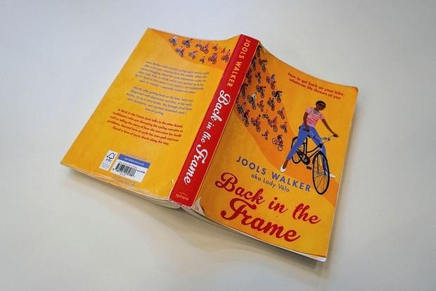 Jools Walker Back in the frame book