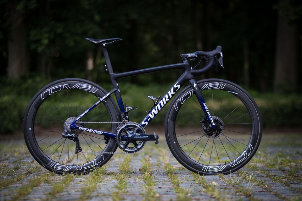 Julian Alaphilippe S Specialized S Works Tarmac Tour De France 2019 Bikeradar