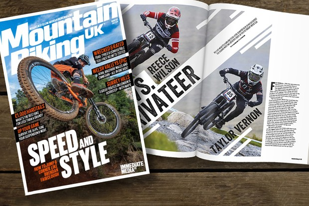 Mountain Bike UK Issue 371