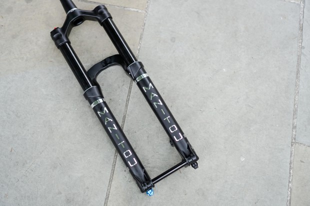 Manitou Mezzer mountain bike suspension fork