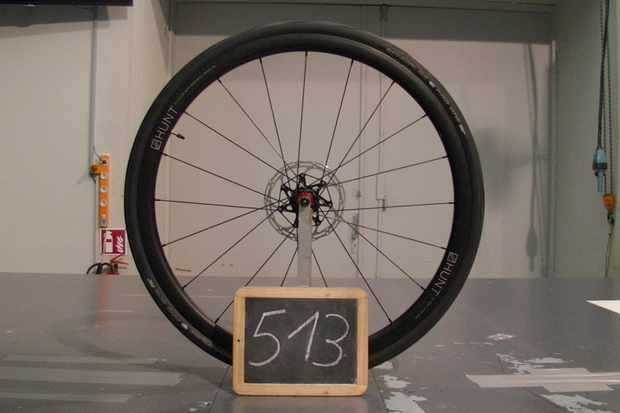 Hunt 34 Aero Wide Disc wheelset