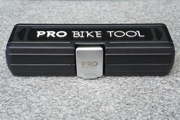 Pro Bike Tool branded torque wrench set