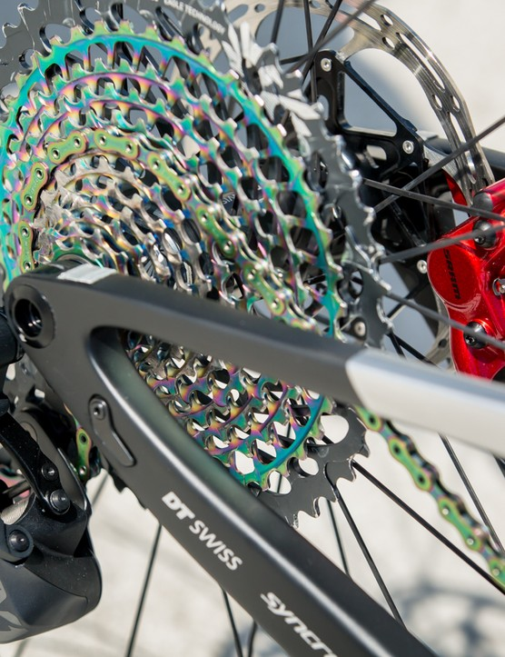SRAM Level Ultimate Custom Brakes