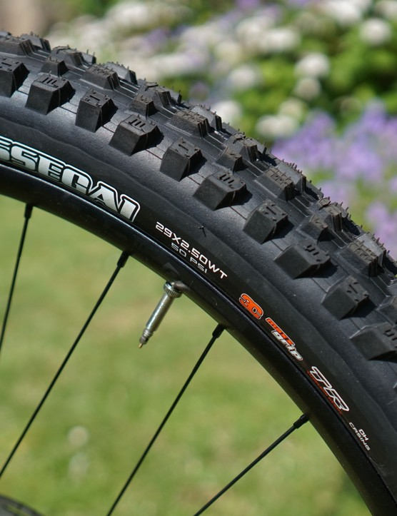 Scott Gambler 900 Tuned downhill mountain bike