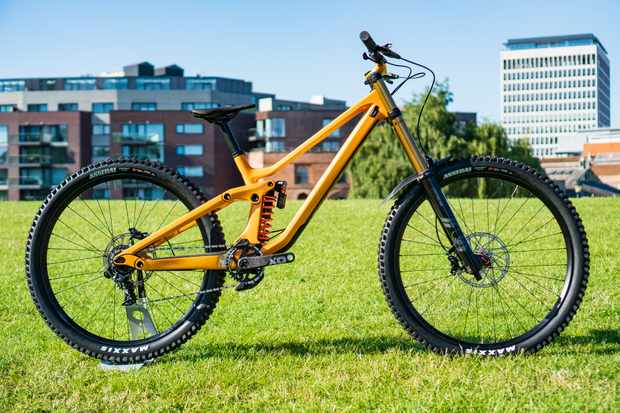 Scott Gambler 900 Tuned downhill mountain bike