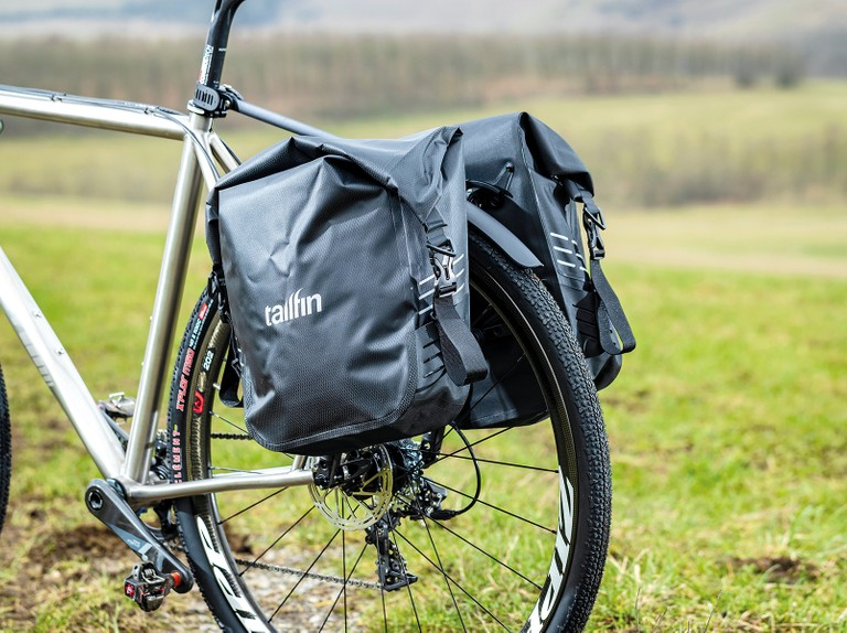 Tailfin Luggage System review
