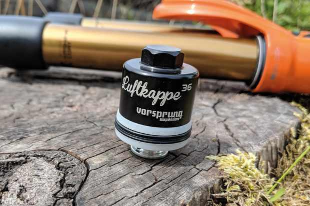 Vorsprung Luftkappe air piston kit for mountain bike suspension fork