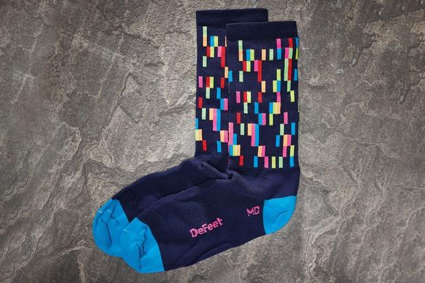 DeFeet Aireator 6-inch Barnstormer Socks