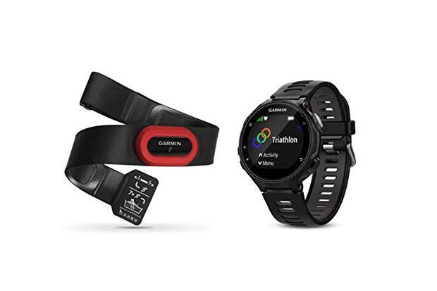 Garmin Forerunner heart rate bundle